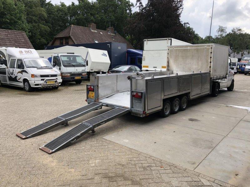PKW-Anhänger типа Sonstige Be Oplegger 7 Ton kuiper Kuip Dieplader met rvs tanks, Gebrauchtmaschine в Putten (Фотография 2)
