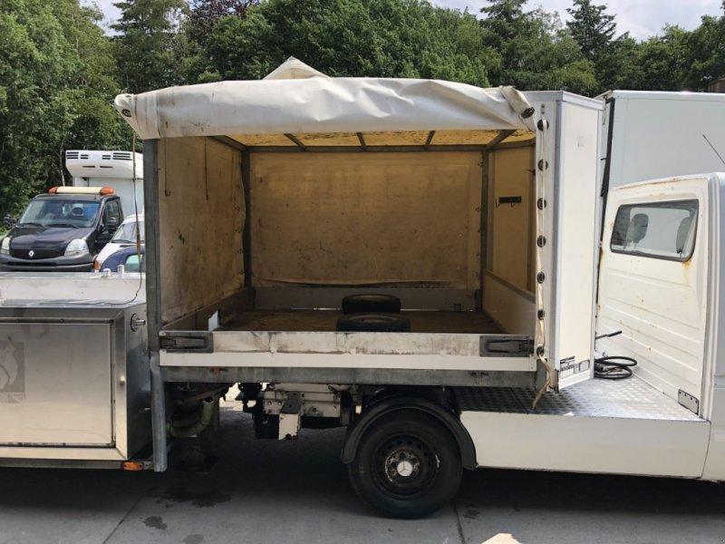 PKW-Anhänger типа Sonstige Be Oplegger 7 Ton kuiper Kuip Dieplader met rvs tanks, Gebrauchtmaschine в Putten (Фотография 6)