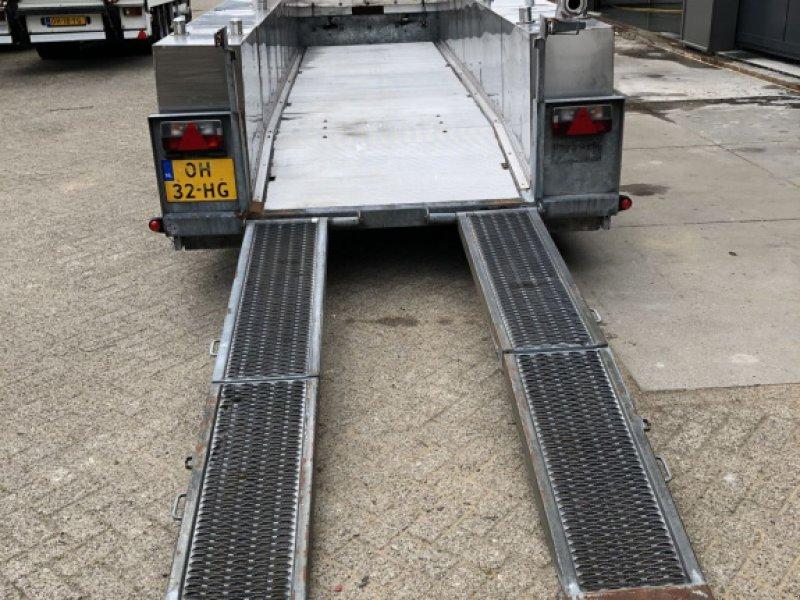 PKW-Anhänger типа Sonstige Be Oplegger 7 Ton kuiper Kuip Dieplader met rvs tanks, Gebrauchtmaschine в Putten (Фотография 3)