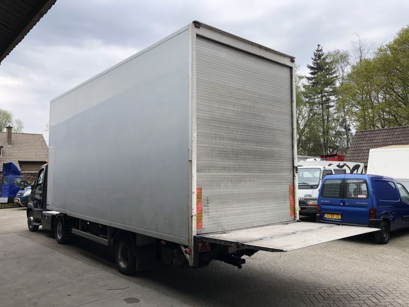 PKW-Anhänger типа Sonstige Be Oplegger 7.3 Ton gesloten Kuiper rolluik laadklep 1000 kg, Gebrauchtmaschine в Putten (Фотография 1)