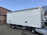 PKW-Anhänger типа Sonstige Be Oplegger 7.5 ton bunk 1 kant schuifzeilen. luifel, Gebrauchtmaschine в Putten