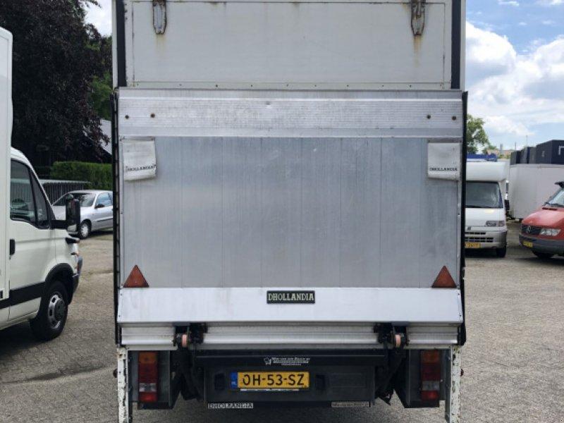 PKW-Anhänger a típus Sonstige Be Oplegger 7.5 Ton schuifzeilen Veldhuizen laadklep, Gebrauchtmaschine ekkor: Putten (Kép 5)