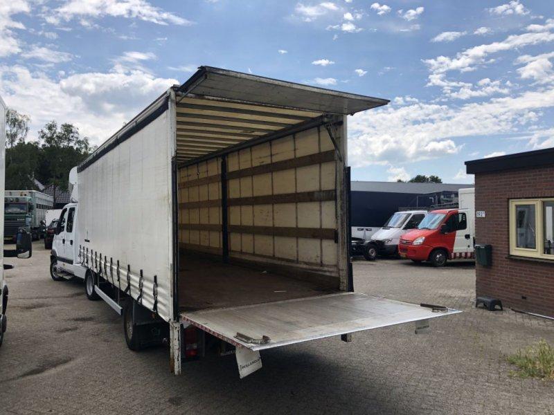 PKW-Anhänger a típus Sonstige Be Oplegger 7.5 Ton schuifzeilen Veldhuizen laadklep, Gebrauchtmaschine ekkor: Putten (Kép 9)