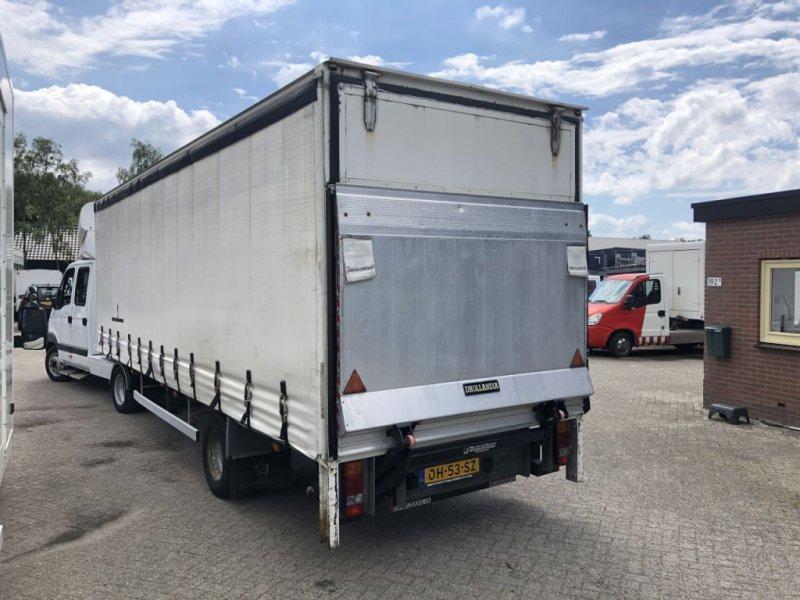PKW-Anhänger a típus Sonstige Be Oplegger 7.5 Ton schuifzeilen Veldhuizen laadklep, Gebrauchtmaschine ekkor: Putten (Kép 4)