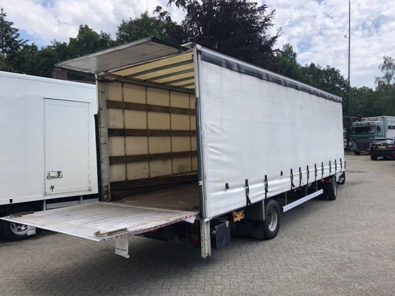 PKW-Anhänger a típus Sonstige Be Oplegger 7.5 Ton schuifzeilen Veldhuizen laadklep, Gebrauchtmaschine ekkor: Putten (Kép 10)