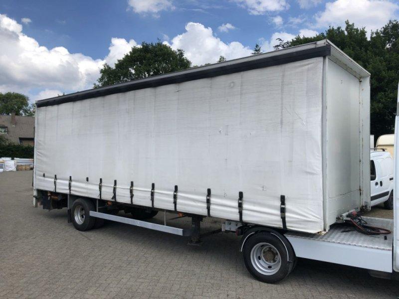 PKW-Anhänger a típus Sonstige Be Oplegger 7.5 Ton schuifzeilen Veldhuizen laadklep, Gebrauchtmaschine ekkor: Putten (Kép 1)