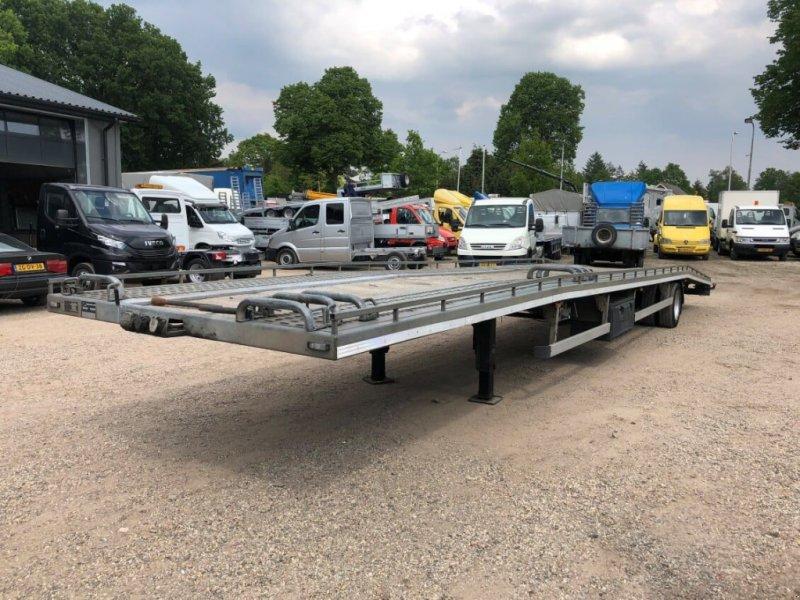 PKW-Anhänger типа Sonstige Be Oplegger 7.5 Ton Trias BE auto transporter, Gebrauchtmaschine в Putten (Фотография 2)
