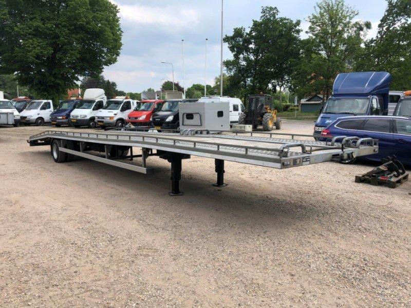 PKW-Anhänger типа Sonstige Be Oplegger 7.5 Ton Trias BE auto transporter, Gebrauchtmaschine в Putten (Фотография 1)