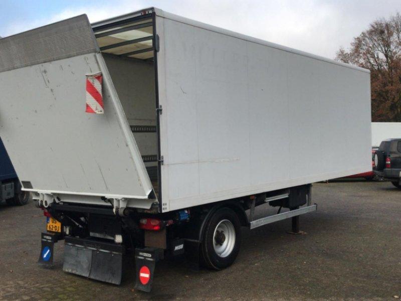 PKW-Anhänger типа Sonstige Be oplegger 7.9 Ton gesloten laadklep 1500 kg, Gebrauchtmaschine в Putten (Фотография 1)