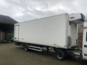 Sonstige Be Oplegger 8 Ton Bunk koeler Carrier Supra 550 laadklep 1500 Car trailer