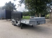 Sonstige Be Oplegger 8 Ton met Lier kuipdieplader Veldhuizen PKW-Anhänger
