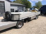 PKW-Anhänger типа Sonstige Be Oplegger 8 ton's 2016 vlakke oplegger Veldhuizen, Gebrauchtmaschine в Putten