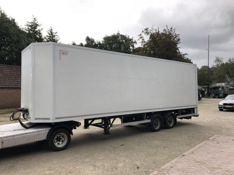 PKW-Anhänger a típus Sonstige Be Oplegger 9 ton AWB gesloten trailer laadklep 750 kg, Gebrauchtmaschine ekkor: Putten (Kép 1)