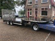 PKW-Anhänger a típus Sonstige Be Oplegger 9 ton kmr semi dieplader, Gebrauchtmaschine ekkor: Putten