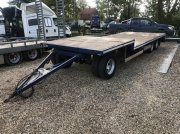 Sonstige be oplegger 9 ton luchtgeremd schamelwagen 6590 kg laden Прицеп для легкового автомобиля