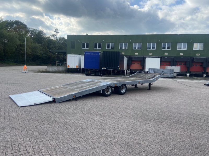 PKW-Anhänger типа Sonstige Be Oplegger 9 Ton semi knik knik dieplader veldhuizen, Gebrauchtmaschine в Putten (Фотография 1)