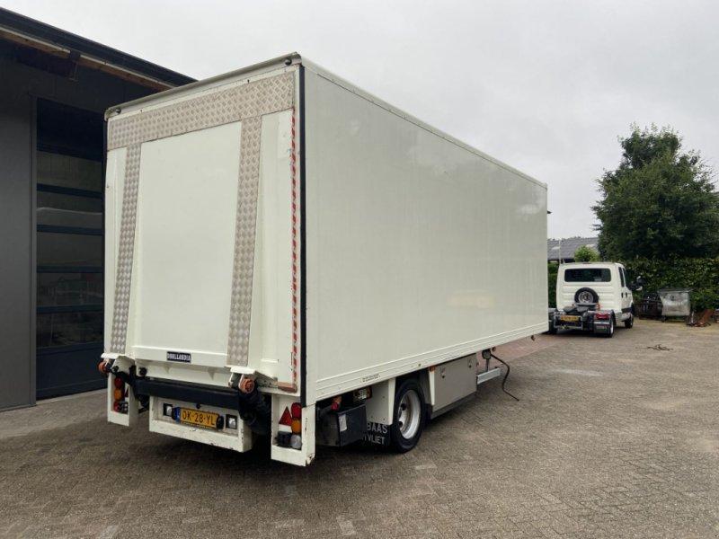 PKW-Anhänger a típus Sonstige be oplegger gesloten 6 ton met volle laadklep 1500 kg, Gebrauchtmaschine ekkor: Putten (Kép 1)