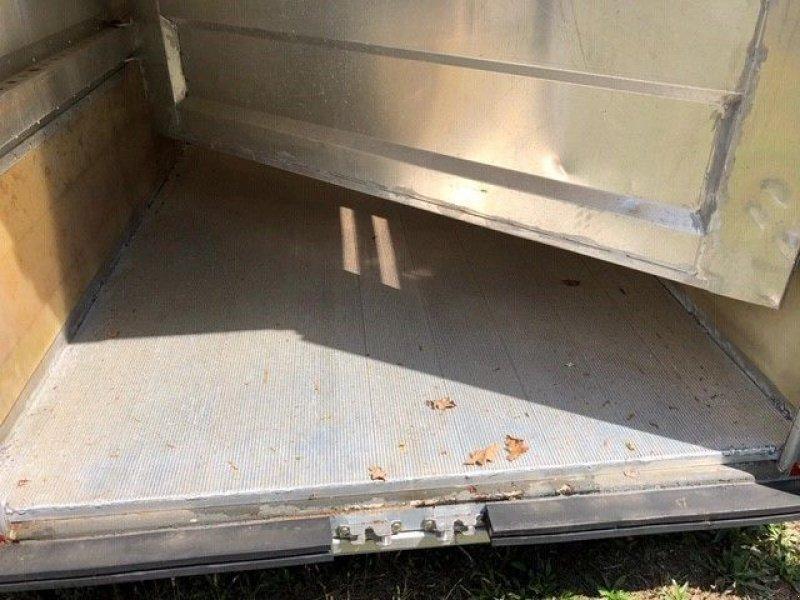 PKW-Anhänger a típus Sonstige Be Oplegger Noyens 5100 kg Aluminium paardentrailer BE, Gebrauchtmaschine ekkor: Putten (Kép 6)