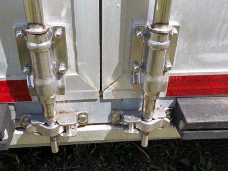 PKW-Anhänger a típus Sonstige Be Oplegger Noyens 5100 kg Aluminium paardentrailer BE, Gebrauchtmaschine ekkor: Putten (Kép 9)