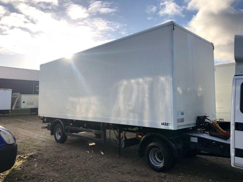 PKW-Anhänger typu Sonstige Be Oplegger SAXAS 8950 kg laadklep 1500 kg Hollandia, Gebrauchtmaschine w Putten (Zdjęcie 1)