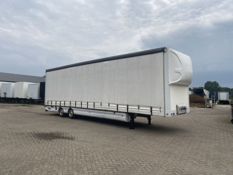PKW-Anhänger typu Sonstige be oplegger schuifzeilen 8.5 ton 2.40 breed, Gebrauchtmaschine w Putten (Zdjęcie 1)