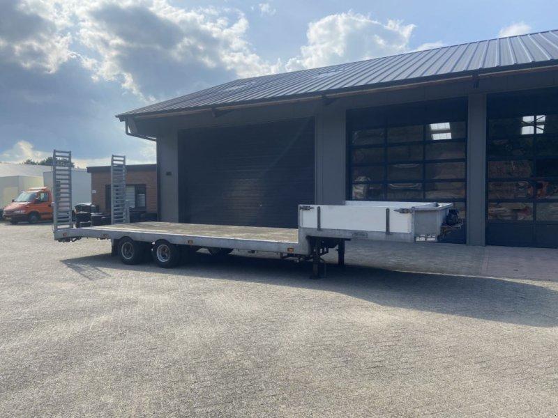 PKW-Anhänger типа Sonstige be oplegger semi dieplader veldhuizen 10 ton, Gebrauchtmaschine в Putten (Фотография 1)