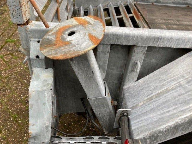 PKW-Anhänger a típus Sonstige Be Oplegger Verdonk kuip oplegger met huif, Gebrauchtmaschine ekkor: Putten (Kép 1)