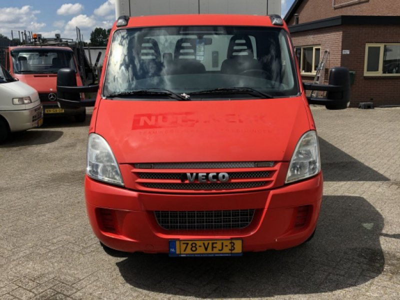 PKW-Anhänger a típus Sonstige Be Trekker 10 T Iveco 35C15 (10) Daily 35C15, Gebrauchtmaschine ekkor: Putten (Kép 4)