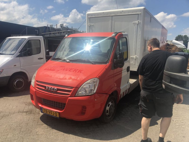 PKW-Anhänger a típus Sonstige Be Trekker 10 T Iveco 35C15 (10) Daily 35C15, Gebrauchtmaschine ekkor: Putten (Kép 5)