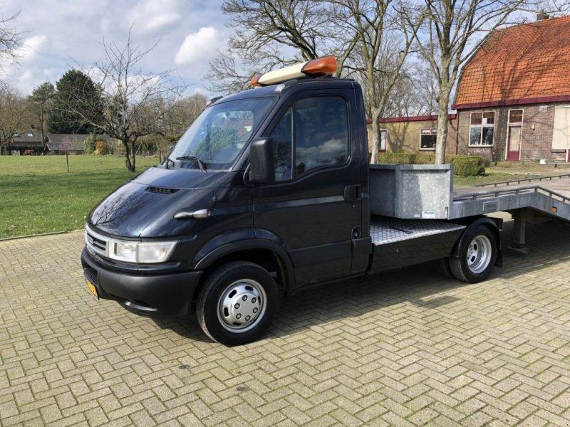 PKW-Anhänger типа Sonstige Be Trekker 10 Ton iveco (20) Daily 40C17 3 liter motor, Gebrauchtmaschine в Putten (Фотография 1)
