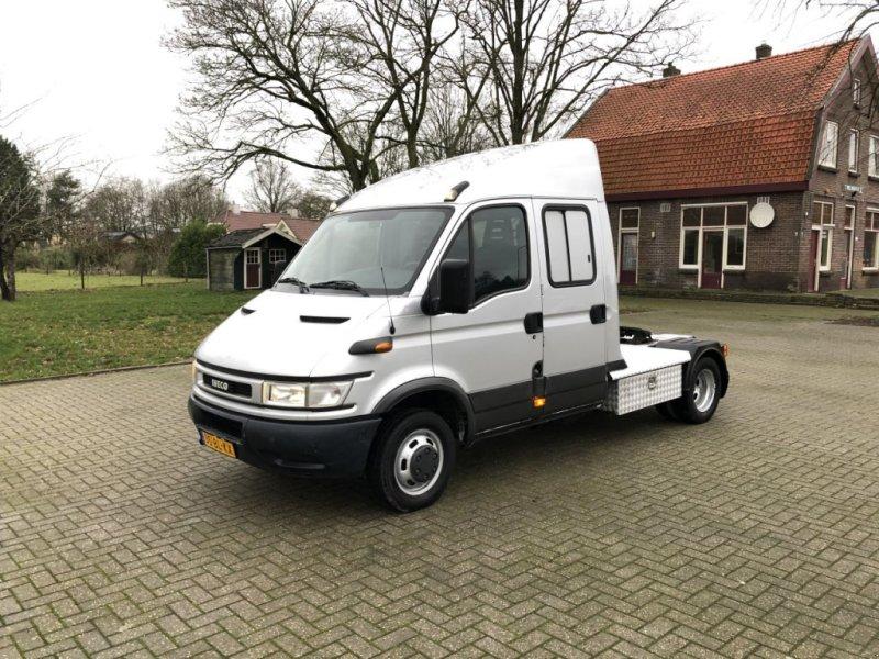 PKW-Anhänger типа Sonstige Be trekker 10 Ton Iveco (47) 40C15 trekhaak dub cabine, Gebrauchtmaschine в Putten (Фотография 1)