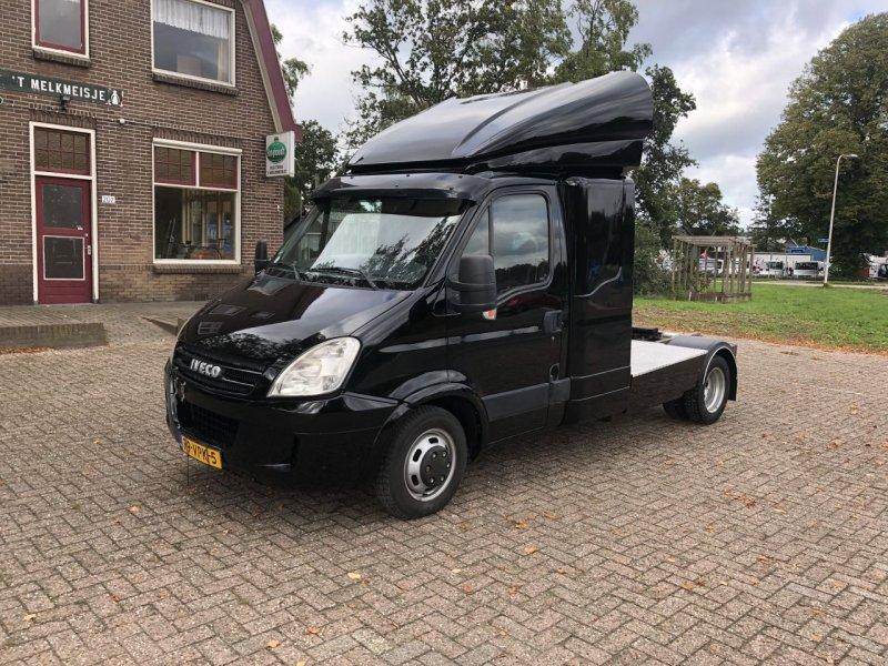 PKW-Anhänger типа Sonstige Be trekker 12 Ton iveco (21) 35C18 slaap cabine, Gebrauchtmaschine в Putten (Фотография 1)