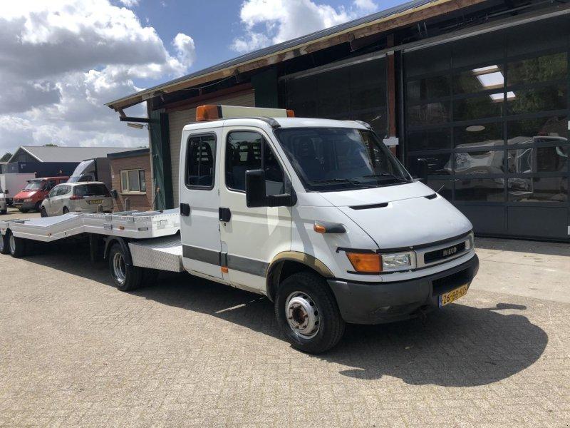 PKW-Anhänger типа Sonstige Be Trekker 12 Ton Iveco (32) Daily 65C15 9890 kg trekgewicht, Gebrauchtmaschine в Putten (Фотография 2)