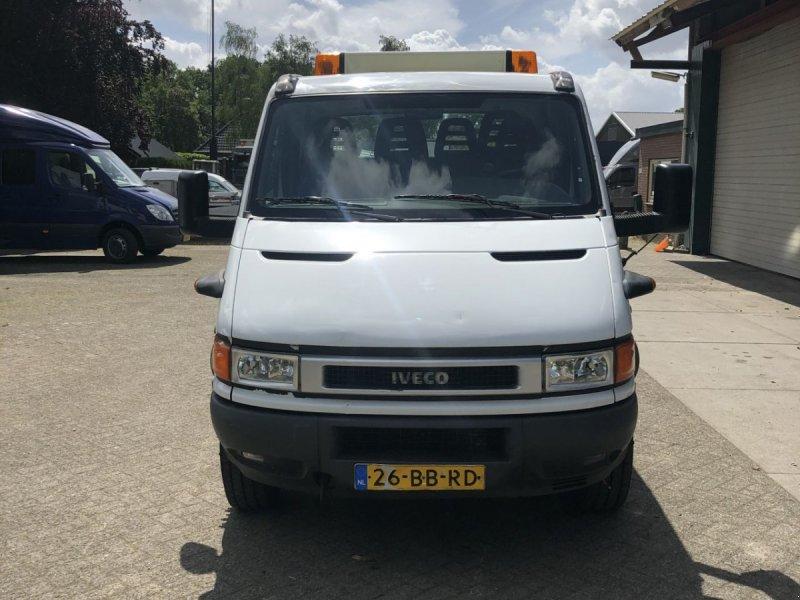 PKW-Anhänger типа Sonstige Be Trekker 12 Ton Iveco (32) Daily 65C15 9890 kg trekgewicht, Gebrauchtmaschine в Putten (Фотография 5)