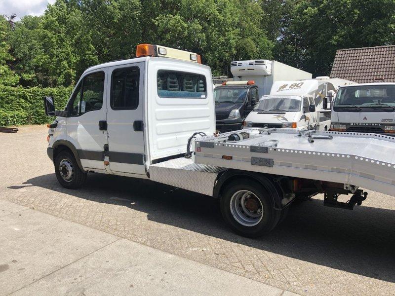 PKW-Anhänger типа Sonstige Be Trekker 12 Ton Iveco (32) Daily 65C15 9890 kg trekgewicht, Gebrauchtmaschine в Putten (Фотография 3)
