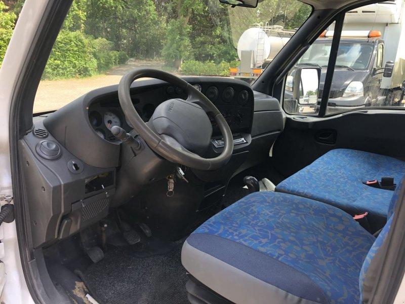 PKW-Anhänger типа Sonstige Be Trekker 12 Ton Iveco (32) Daily 65C15 9890 kg trekgewicht, Gebrauchtmaschine в Putten (Фотография 6)