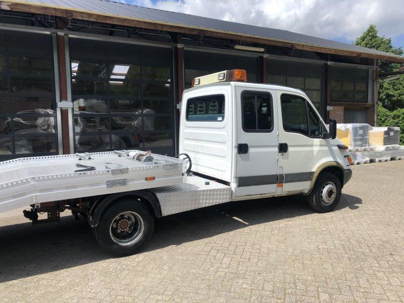 PKW-Anhänger типа Sonstige Be Trekker 12 Ton Iveco (32) Daily 65C15 9890 kg trekgewicht, Gebrauchtmaschine в Putten (Фотография 4)
