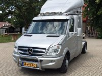 Sonstige Be Trekker 12 Ton Mercedes 6 cil Sprinter 519 CDI (114) Auto prikolica