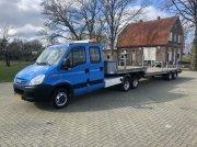 PKW-Anhänger типа Sonstige Be Trekker 15 Ton iveco (5) Be Oplegger 13 T semi dieplader, Gebrauchtmaschine в Putten