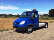 Sonstige Be Trekker (4) 10 ton Iveco Daily 40C18 luchtgeveerd PKW-Anhänger