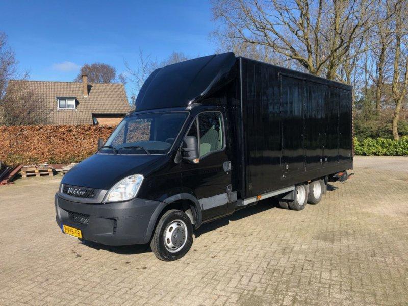 PKW-Anhänger типа Sonstige Be Trekker 7.5 Ton iveco Clixtar Dally 40C17 euro 5 laadklep (9), Gebrauchtmaschine в Putten (Фотография 1)