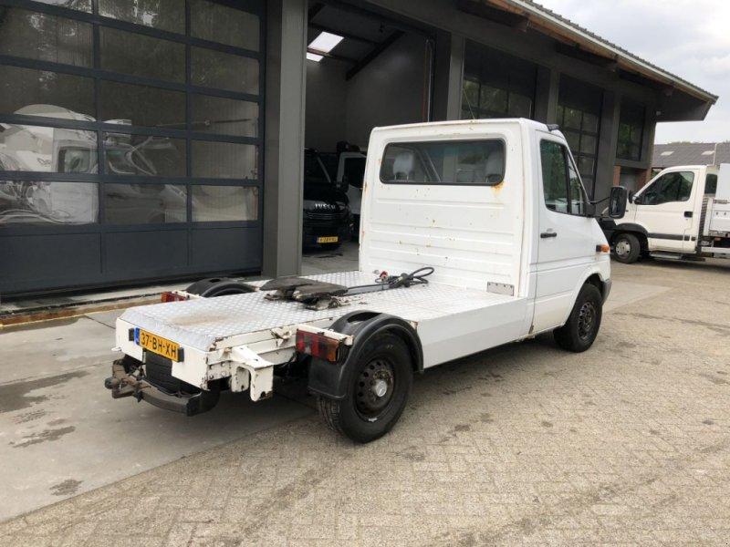 PKW-Anhänger типа Sonstige Be Trekker 7.5 ton Mercedes CDI Sprinter luchtvering (127), Gebrauchtmaschine в Putten (Фотография 4)