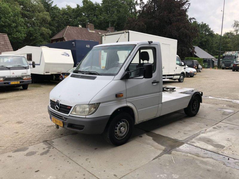 PKW-Anhänger типа Sonstige Be Trekker 7.5 ton Mercedes CDI Sprinter luchtvering (127), Gebrauchtmaschine в Putten (Фотография 1)