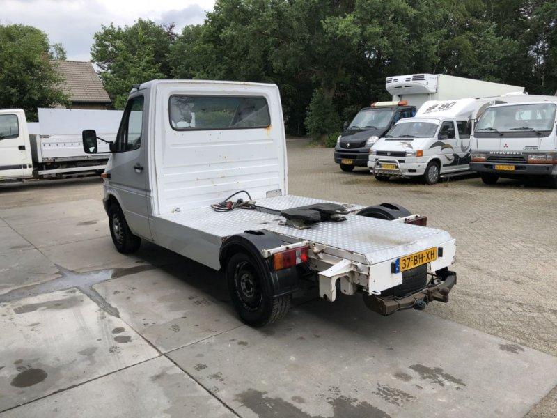 PKW-Anhänger типа Sonstige Be Trekker 7.5 ton Mercedes CDI Sprinter luchtvering (127), Gebrauchtmaschine в Putten (Фотография 3)