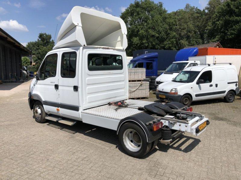 PKW-Anhänger a típus Sonstige Be Trekker 7.5 ton Renault luchtgeveerde mascott 150 (127), Gebrauchtmaschine ekkor: Putten (Kép 3)