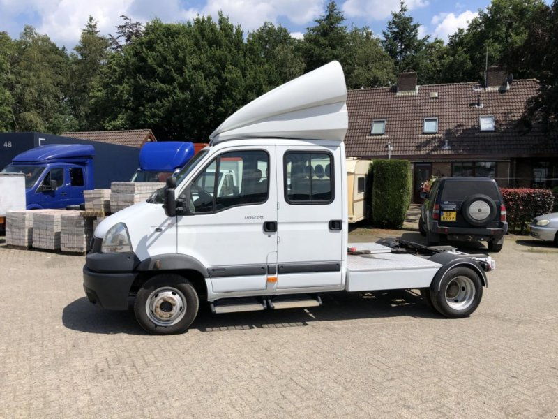 PKW-Anhänger a típus Sonstige Be Trekker 7.5 ton Renault luchtgeveerde mascott 150 (127), Gebrauchtmaschine ekkor: Putten (Kép 7)