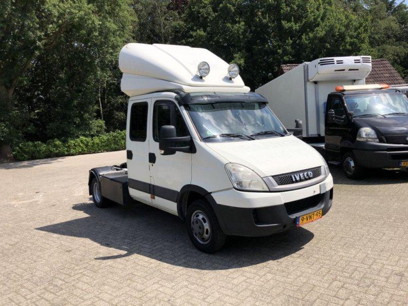 PKW-Anhänger типа Sonstige Be Trekker 7.5 ton slaap cabine 40C18 bj 2011 (19), Gebrauchtmaschine в Putten (Фотография 1)