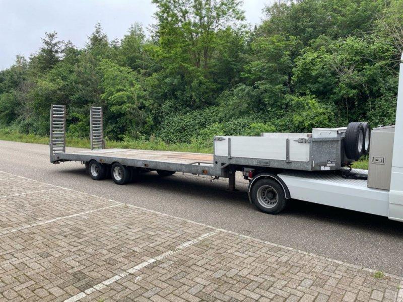 PKW-Anhänger типа Sonstige Be Trekker 8 Ton semi dieplader Veldhuizen, Gebrauchtmaschine в Putten (Фотография 1)