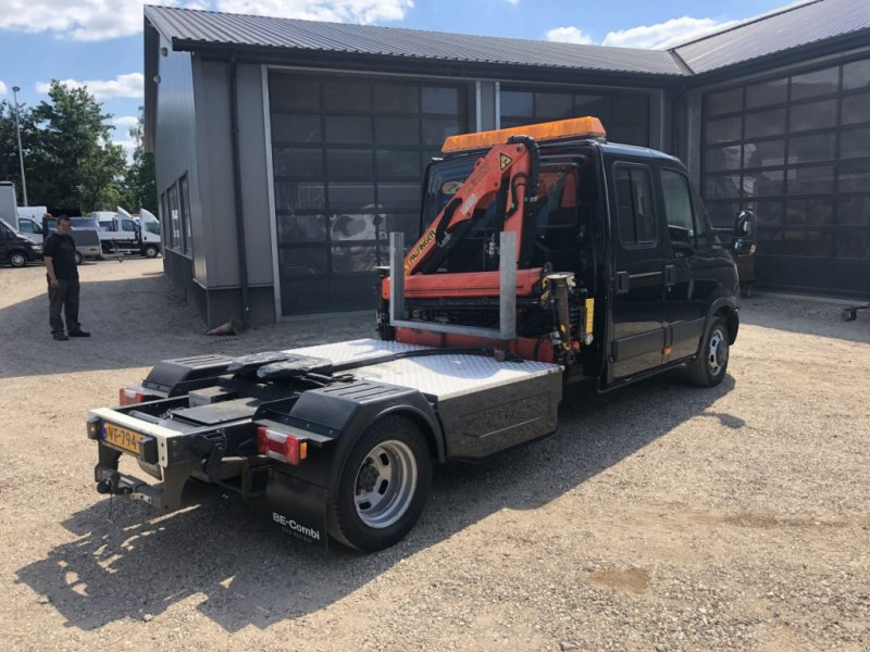 PKW-Anhänger a típus Sonstige Be Trekker 8.7 Ton iveco 50C17 Daily Palfinger kraan (20), Gebrauchtmaschine ekkor: Putten (Kép 6)