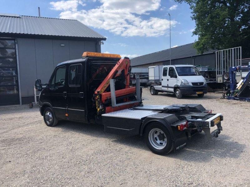 PKW-Anhänger a típus Sonstige Be Trekker 8.7 Ton iveco 50C17 Daily Palfinger kraan (20), Gebrauchtmaschine ekkor: Putten (Kép 5)